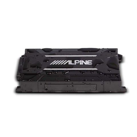 Alpine KTA-30FW, 4-Channel Tough Power PackWeather ResistantAmplifier - 300W