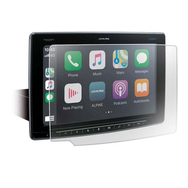 "Alpine KTX-HF9, Halo Display Screen Film for Alpine Halo 9"" Screen"