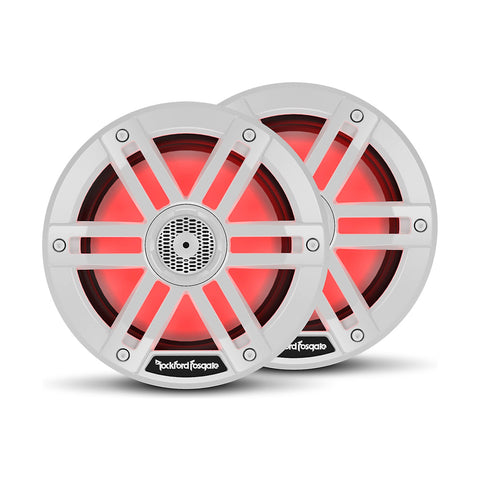 "Rockford Fosgate M1-65, M1 6.5"" Color Optix Marine 2-Way Speaker System - 300W"