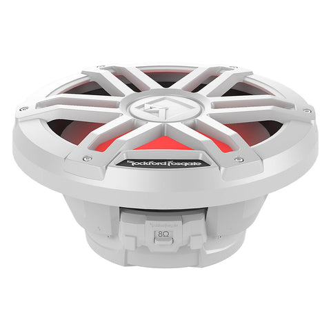 "Rockford Fosgate M1D4-12, M1 12"" Color Optix Marine Subwoofer Dual Voice Coil 4 Ohm, 1200W"