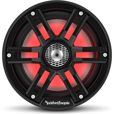 "Rockford Fosgate M2-65B, M2 6.5"" Color Optix Marine 2-Way Speaker System, 170W"