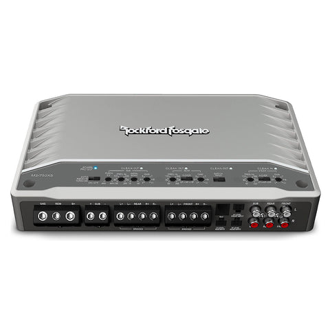 Rockford Fosgate M2-750X5, Prime M2 Series 5-Channel Element Ready™ Amplifier  - 300 Watts