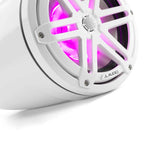 "JL Audio M3-770ETXv3-Gw-S-Gw-i, M3 7.7"" 2-Way Enclosed Marine Coaxial Speakers w/ LED"