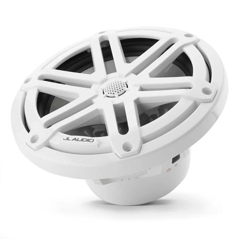 "JL Audio M3-770X-S-Gw, M3 7.7"" 2-Way Marine Speaker, Sport Gloss White"