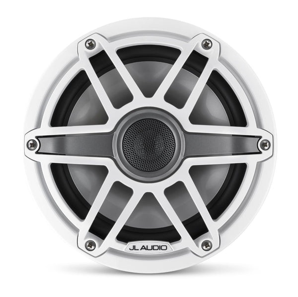 "JL Audio M6-770X-S-GwGw, M6 Series 7.7"" 2-Way Coaxial Marine Speaker, Pair"