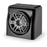 "JL Audio M6-8FES-Gb-S-GmTi-4, M6 Series 8"" 4 Ohm Loaded Marine Subwoofer Enclosure, Gloss Black"