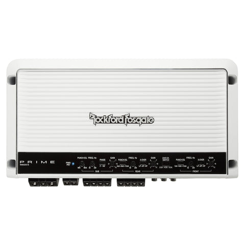 Rockford Fosgate M600-5, Prime Series 5 Channel Marine Amplifier