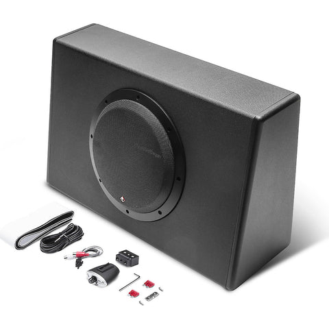 "Rockford Fosgate P300-10T, Punch 10"" Truck/Wedge Powered Subwoofer - 300 Watts RMS"