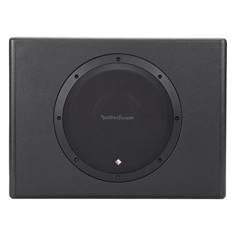 "Rockford Fosgate P300-10, Punch 10"" Powered Subwoofer - 300 Watts RMS"