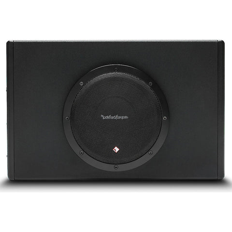 "Rockford Fosgate P300-8P, Punch 8"" Ported Powered Subwoofer - 300 Watts RMS"