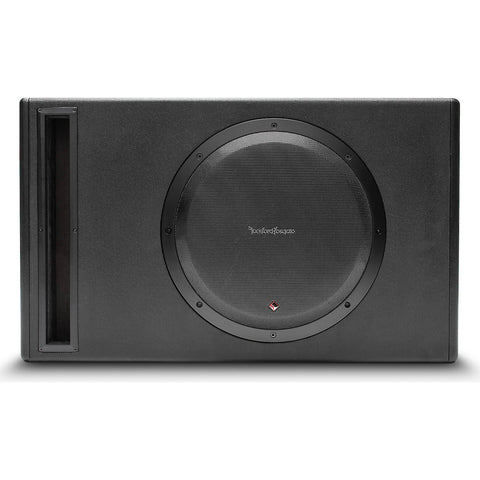 "Rockford Fosgate P500-12P, Punch 12"" Powered Subwoofer - 500 Watts RMS"