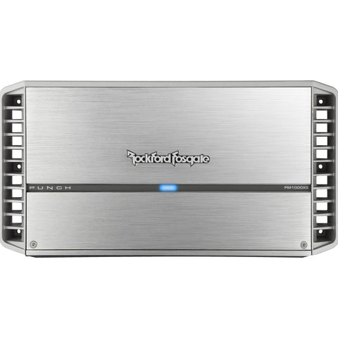 Rockford Fosgate PM1000X5, Punch Series 5 Channel Marine Amplifier