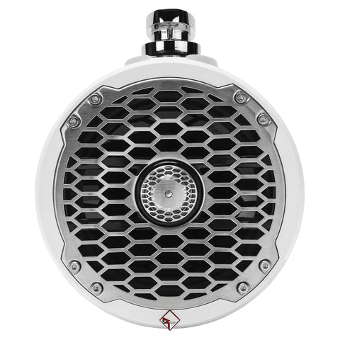 "Rockford Fosgate PM2652W, Punch White 6.5"" Wake Tower Speakers, 170W"