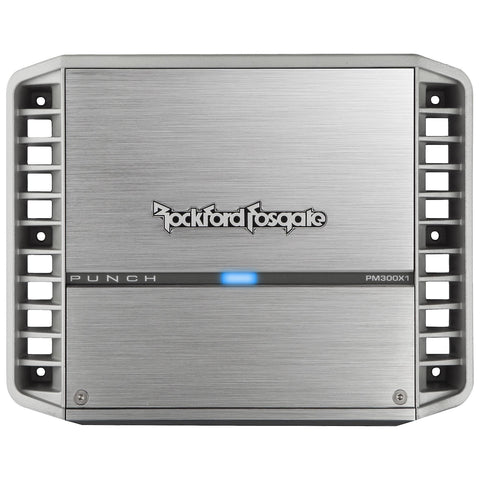 Rockford Fosgate PM300X1, Punch Series Mono Marine Amplifier