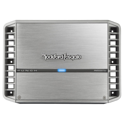 Rockford Fosgate PM500X1BD, Punch Series Mono Marine Amplifier