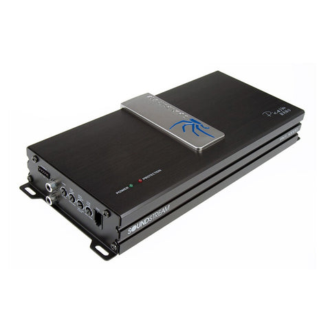Soundstream PN1.1000D,Picasso Nano Monoblock Class D Car Amplifier, Small Size, Bass Remote - 2000W