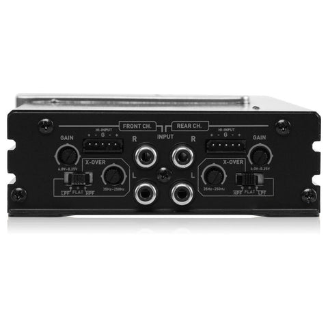Soundstream PN4.1000D,Picasso Nano 4 Channel Class D Full Range Car Amplifier, Small Size - 2000W