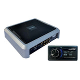 Alpine PXE-0850S, Advanced Wireless Digital Sound Processor