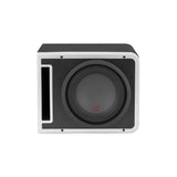 "Alpine R-SB10V, Halo Sound R Series Single 10"" Loaded Subwoofer Enclosure - 7500W"