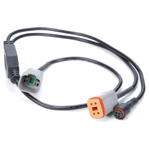 Rockford Fosgate RGB-YC, Y Adapter Color Optix Cable to Be Used w/ PMX-RGB
