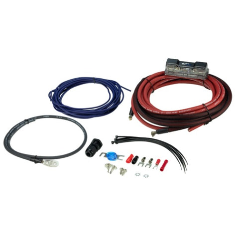 EFX by Scosche RPAK8, Rogue 8GA OFC Amp Kit 16.5ft
