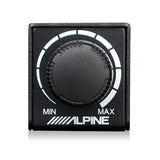 Alpine RUX-KNOB.2, Remote Bass Knob For Select Alpine Amplifiers