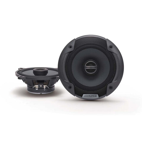 "Alpine SPE-6000, Type E 6.5"" 2-Way Coaxial Speaker System, 240 Watts"
