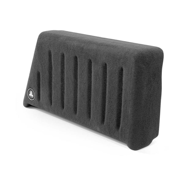 JL Audio SB-J-UNLTD4D/13TW5v2/DG, Stealthbox for 2007-2012 Jeep Wrangler Unlimited with Gray Trunk, 13TW5v2, 600W