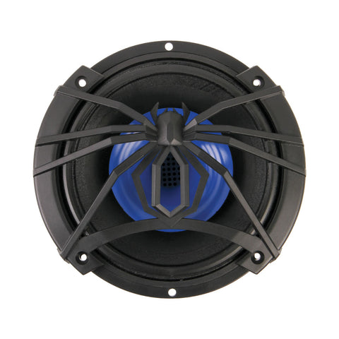 "Soundstream SM2.650,SM 2-way 6.5"" Coaxial Pro Audio Speaker w/ Compression Tweeter, 250W"