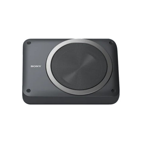 "Sony XS-AW8, 8"" Active Under Seat Subwoofer, 160W"