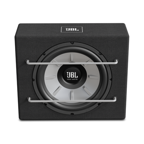 "JBL STAGE1200B, Stage Series 12"" Loaded Sealed Subwoofer Enclosure"