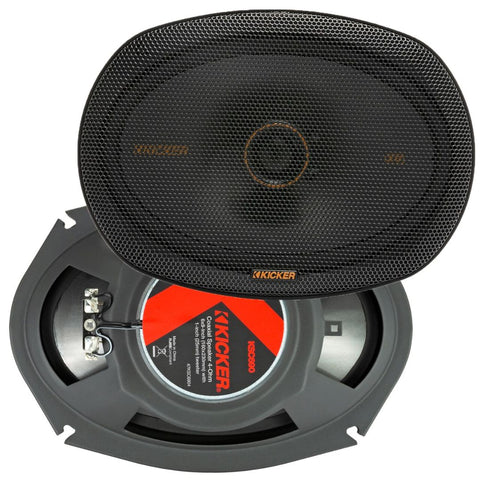 "Kicker KSC6904, KS Series 6x9"" Coaxial Speakers (47KSC6904)"