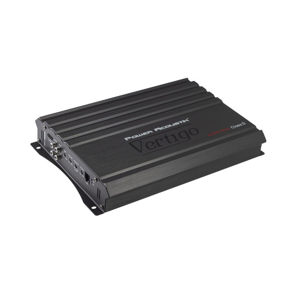 Power Acoustik VA1-6000D, Monoblock Class D w/Bass Remote Amplifier - 6000W