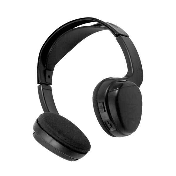 Power Acoustik WLHP-200, Single 2 Channel IR Headphone