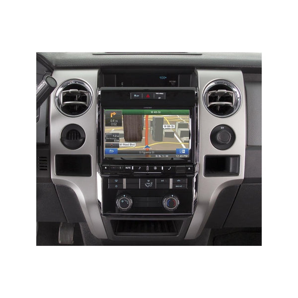 "Alpine X009-FD1, 9"" In-Dash Restyle System For Ford F-150 2009-2014"