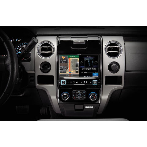"Alpine X009-FD2, 9"" In-Dash Restyle System For Ford F-150 2013-2014"