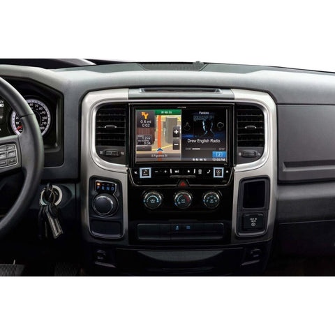 "Alpine X009-RAM, 9"" In-Dash Restyle System For Select 2013-up Dodge Ram trucks"
