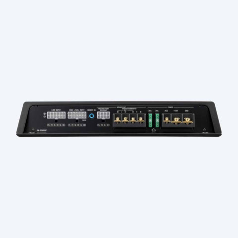 Sony XM-GS6DSP, 6 Channel Car Amplifier with Digital Signal Processing