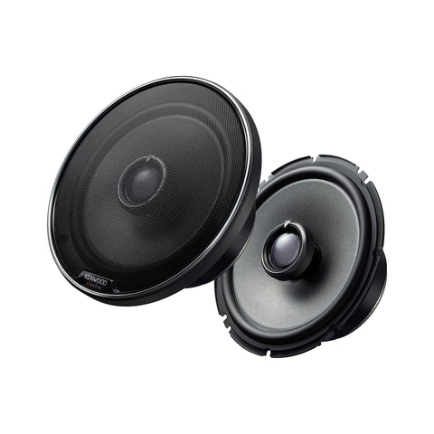 "Kenwood XR-1800, eXcelon 7"" Oversized Coaxial 2-way 2-Speaker System, 330W Max Power"