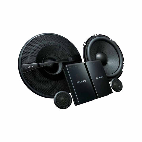 "Sony XS-GS1621C, GS Series 6.5"" Component Car Speaker - 120 Watts"