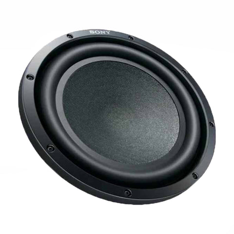 "Sony XS-GSW101, GS Series 10"" Single Voice Coil Car Subwoofer - 500 Watts"