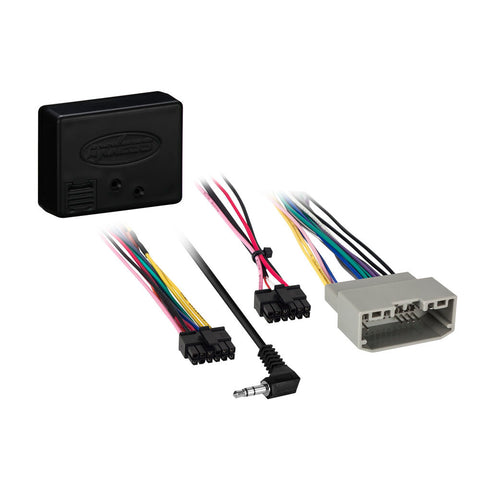 Axxess AX-XSVI-6522-NAV, Chrysler 07-Up Accessory and NAV output CAN Interface