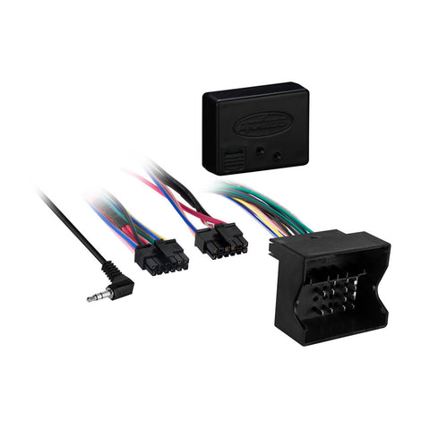 Axxess AX-XSVI-9005-NAV, Mercedes 05-up Base Interface