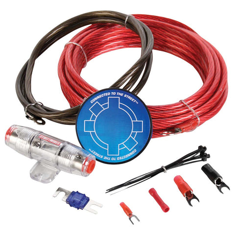 MTX ZN3K-08, ZN3 Amp Kit, 8 AWG Red