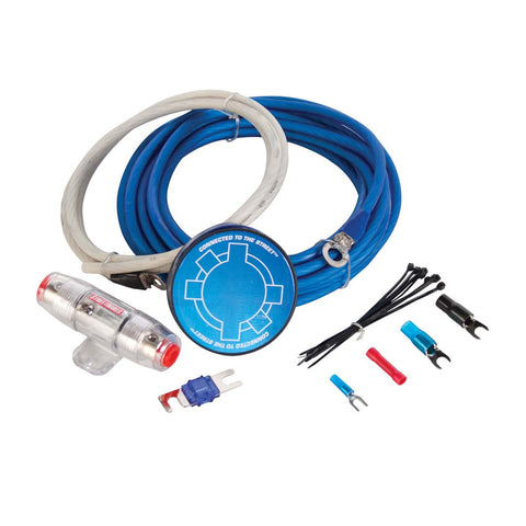 MTX ZN5K-08, ZN5 Amp Kit, 8 AWG Blue