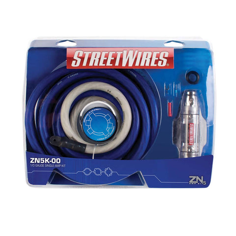 MTX ZN5K-00, ZN5 Amp Kit, 1/0 AWG Blue