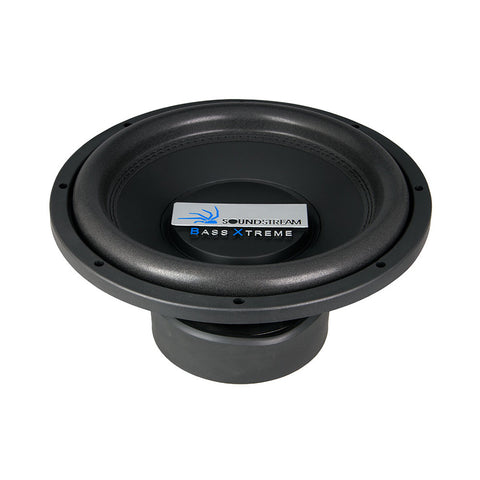 "Soundstream BXW-124,Bass Xtreme DVC 42½ 12"" Subwoofer w/ Overcompensating Motor Structure - 2,400W"