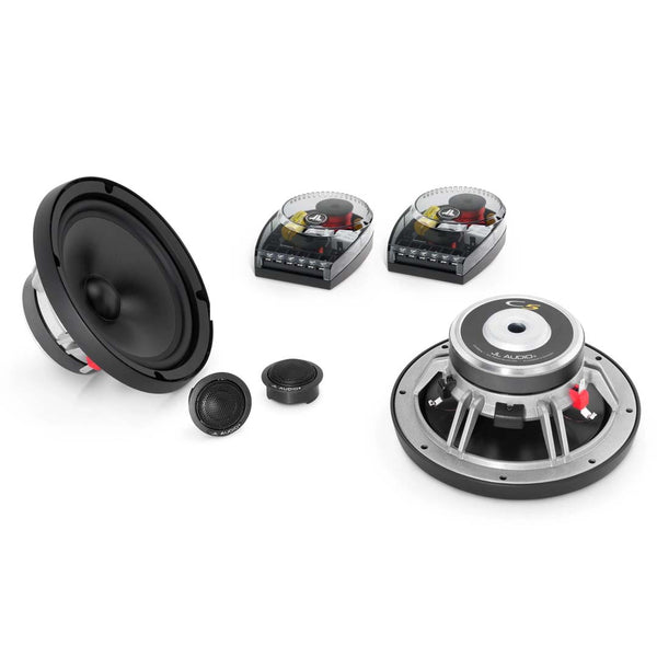 "JL Audio C5-650, C5 Series 6.5"" Component Speakers, 225W"