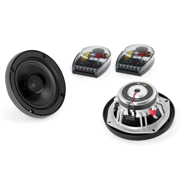 "JL Audio C5-525x, C5 Series 5.25"" Coaxial Speakers, 225W"