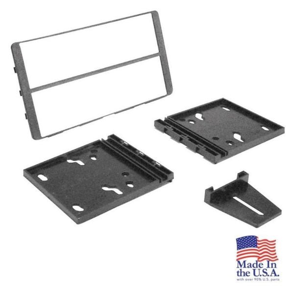 Scosche FD1330B, 1995-2011 Mercury / Mazda Select ISO Double DIN Kit
